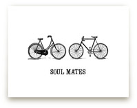 soul mates Art Prints