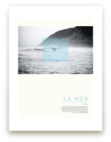 La Mer Art Prints