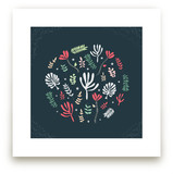 Botanical Garden Art Prints