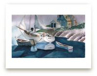 Boat Art Prints
