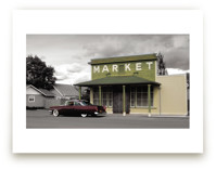 Market Art Prints