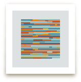 Color Grid Art Prints