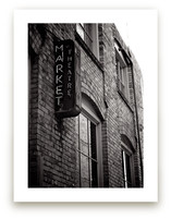 Market Theatre Photo Art Prints