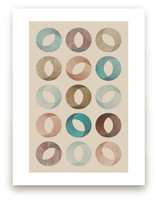 Circle Abstract Art Prints