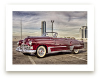 48 Cadillac Art Prints