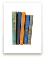 Vintage Books Art Prints