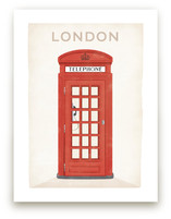 Telephone Box Art Prints