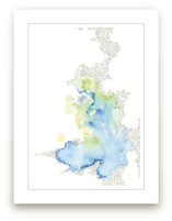 Watercolor Series 301 Art Prints