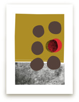 abstracciones vol.2 Art Prints