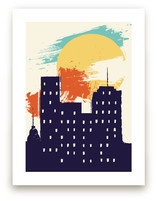 The City Art Prints