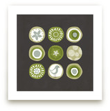 Sea Circles Art Prints