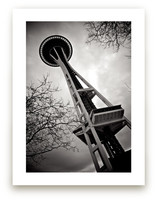 Space Needle Art Prints