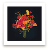 In Bloom Art Prints