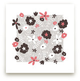 Button Blossom Art Prints