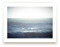 Fields of Blue (Pacific Ocean) Art Prints