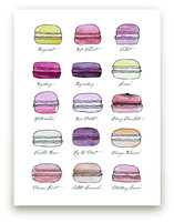 Macaroons! Life is Sweet Art Prints