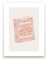 Miss Austen Art Prints