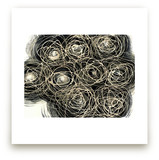 Nine Nests Art Prints