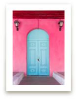 Pandora's Door by Anna Argiropoulos