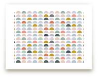 Spectrum Tiles by Katharine Watson