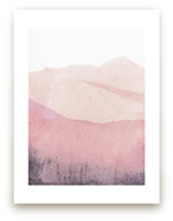 Mountain Range Art Prints