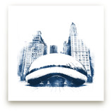 Chicago Bean Art Prints