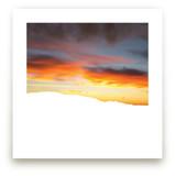 Skyscape - Kapiti Islan... by Justine Elliott