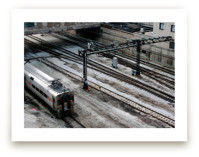 Down by the Train Yard by AJD