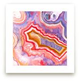 Abstract Agate by Laura Rodil