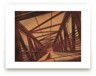 a bridge perspective by Anita Handy