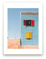La Boca shapes, Buenos... by Jacquelyn Sloane Siklos