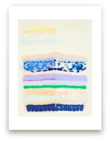 Happy Inside by Kristi Kohut - HAPI ART AND PATTERN