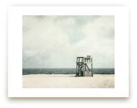 Gray Guard Chair by Pamela Viola