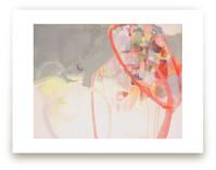 Red Loops by Kirsta Niemie Benedetti