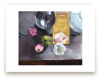 Kitchen Still Life by Caitlin Winner