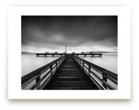 Les Davis Pier by J Ryan