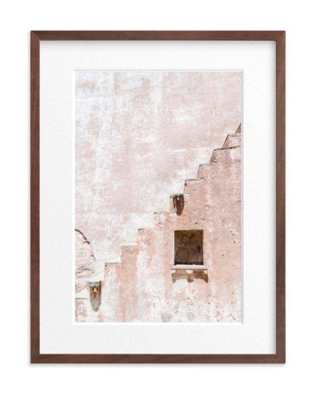 Fortress I Art Print