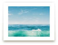 Malibu Surf and Sky I