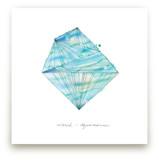 March - Aquamarine