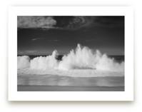 Shorebreak Drama by Debra Butler