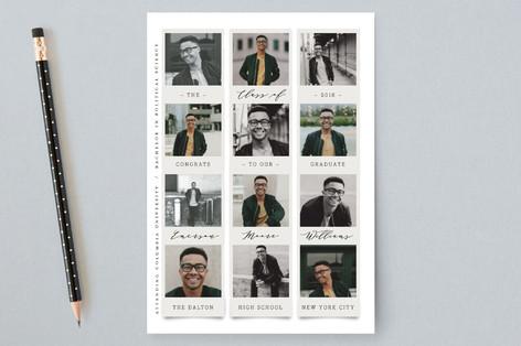 Artifact Graduation Announcement Postcards