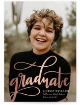 Lettered Graduate