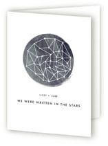 Constellation Anniversary Greeting Cards