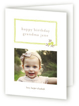 Ruffle and Petal Greeting Cards