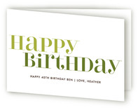 Love Lettered Greeting Cards