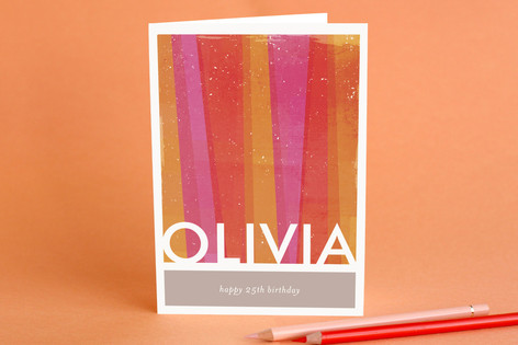 Beaming Greeting Cards