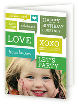 Thoughts on Birthday Greeting Cards