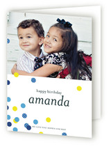 Confetti Scatter Greeting Cards