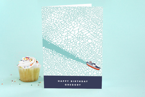 Icebreaker Greeting Cards