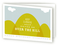 Keep Climbing Greeting Cards